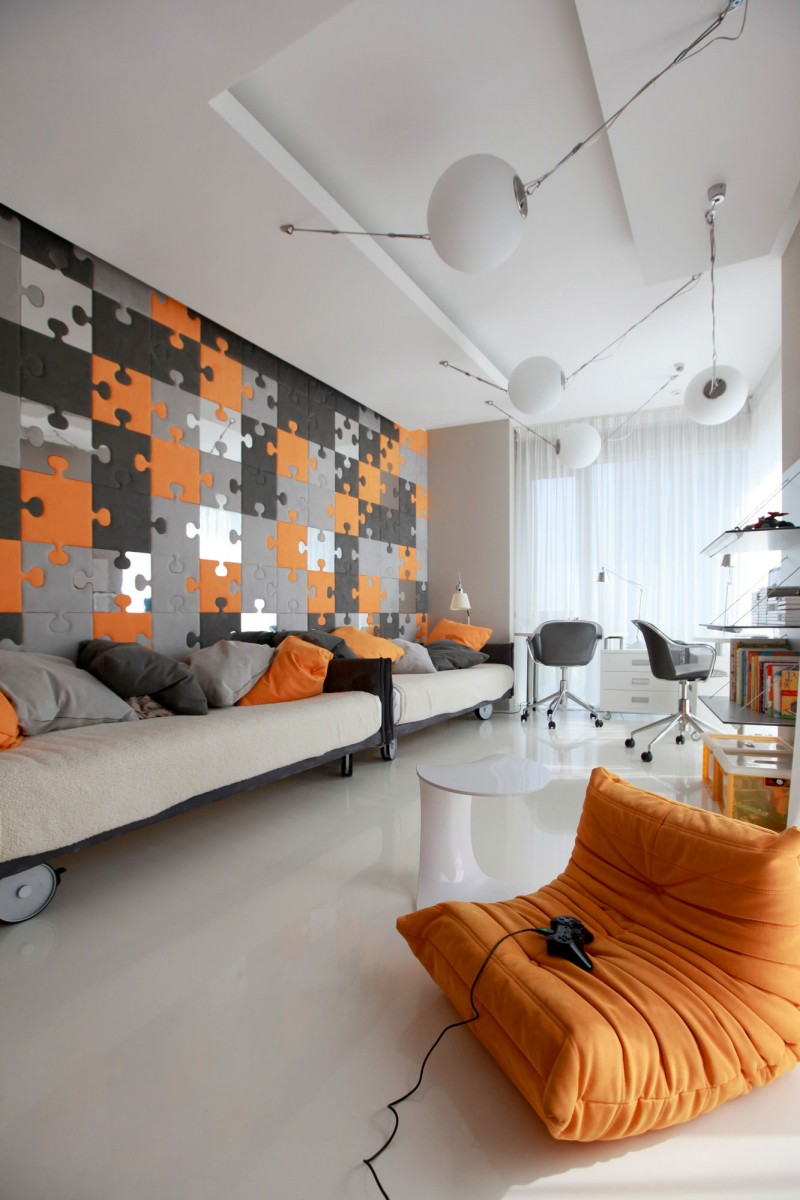 Parametrium Of Contrasts Miroshkin Michael Miroshkina Elen By Geometrix Design Custom Riviera Apartment By Geometrix Design 1441 3