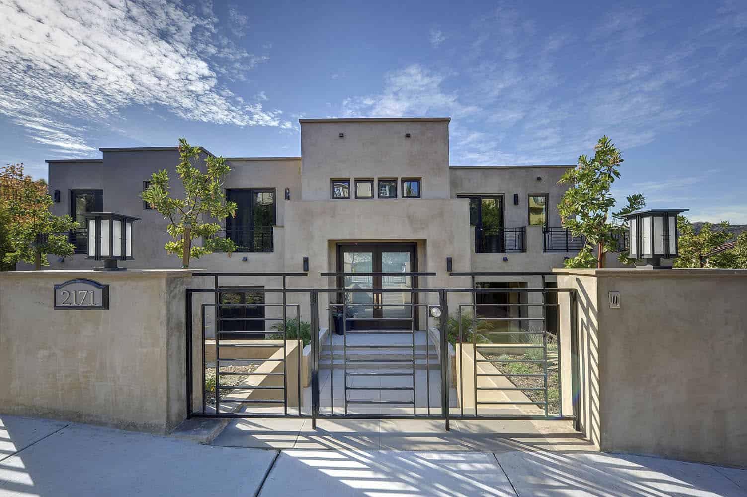 Sheringham Lane Residence in Bel Air Crest