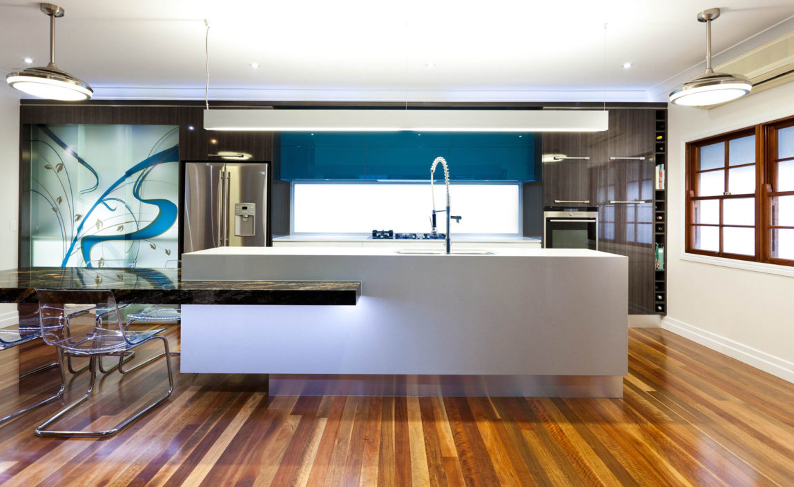 Beforeafter Major Kitchen Remodeling In Brisbane By Sublime Architectural Interiors