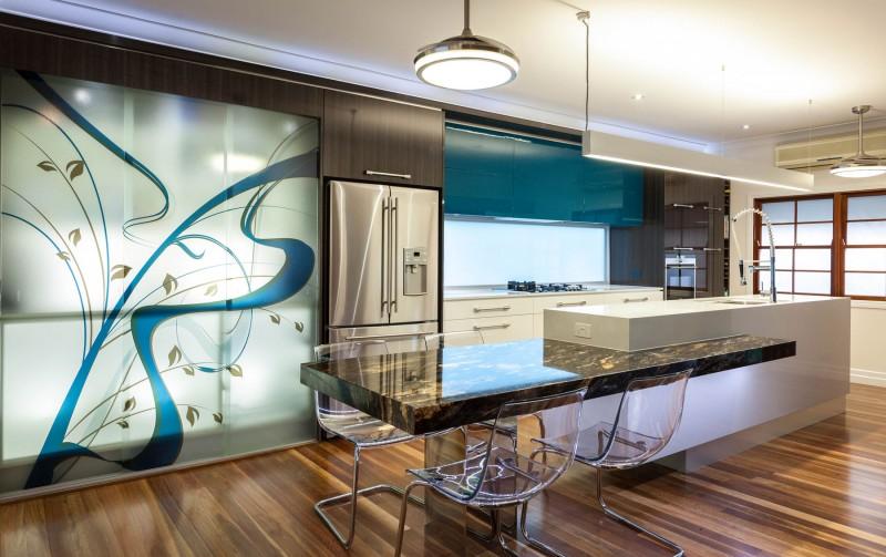 BeforeAfter Major Kitchen Remodeling In Brisbane By Sublime Unique Interior Home Remodeling