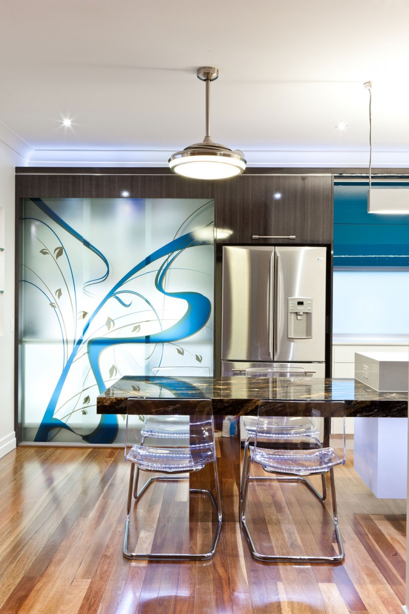 Before after major kitchen remodeling in brisbane by sublime architectural interiors