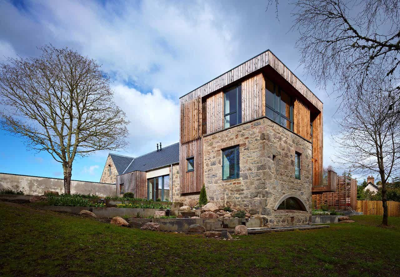 bogbain mill by rural design - Greek Modern Home Architecture Design