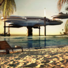 The Water Discus Underwater Hotel planned for Dubai (2)