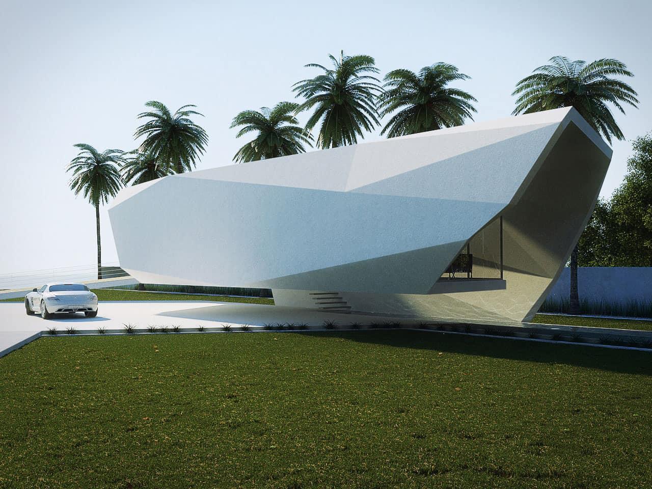 Wave House by Gunes Peksen (6)