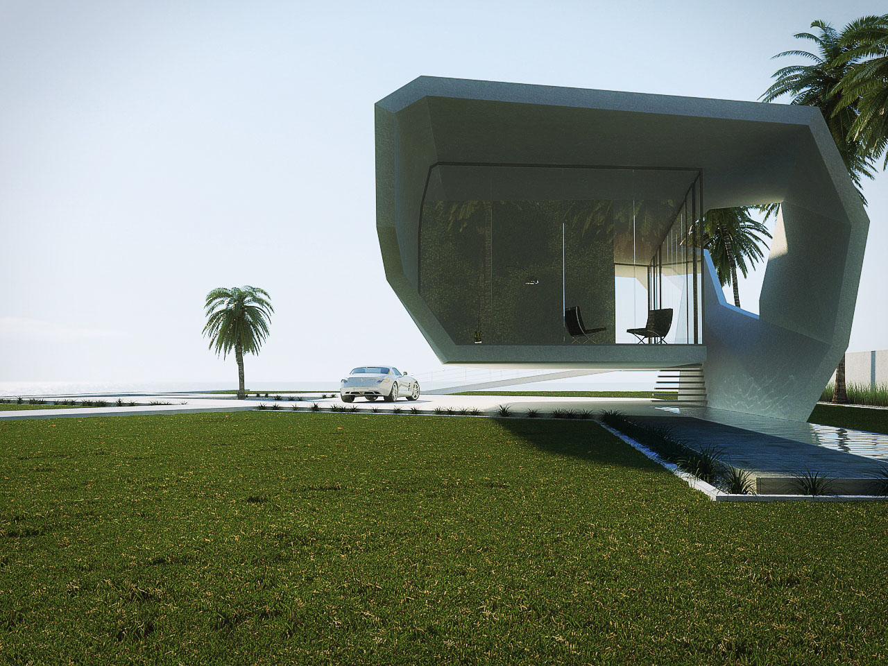 Wave House by Gunes Peksen (9)