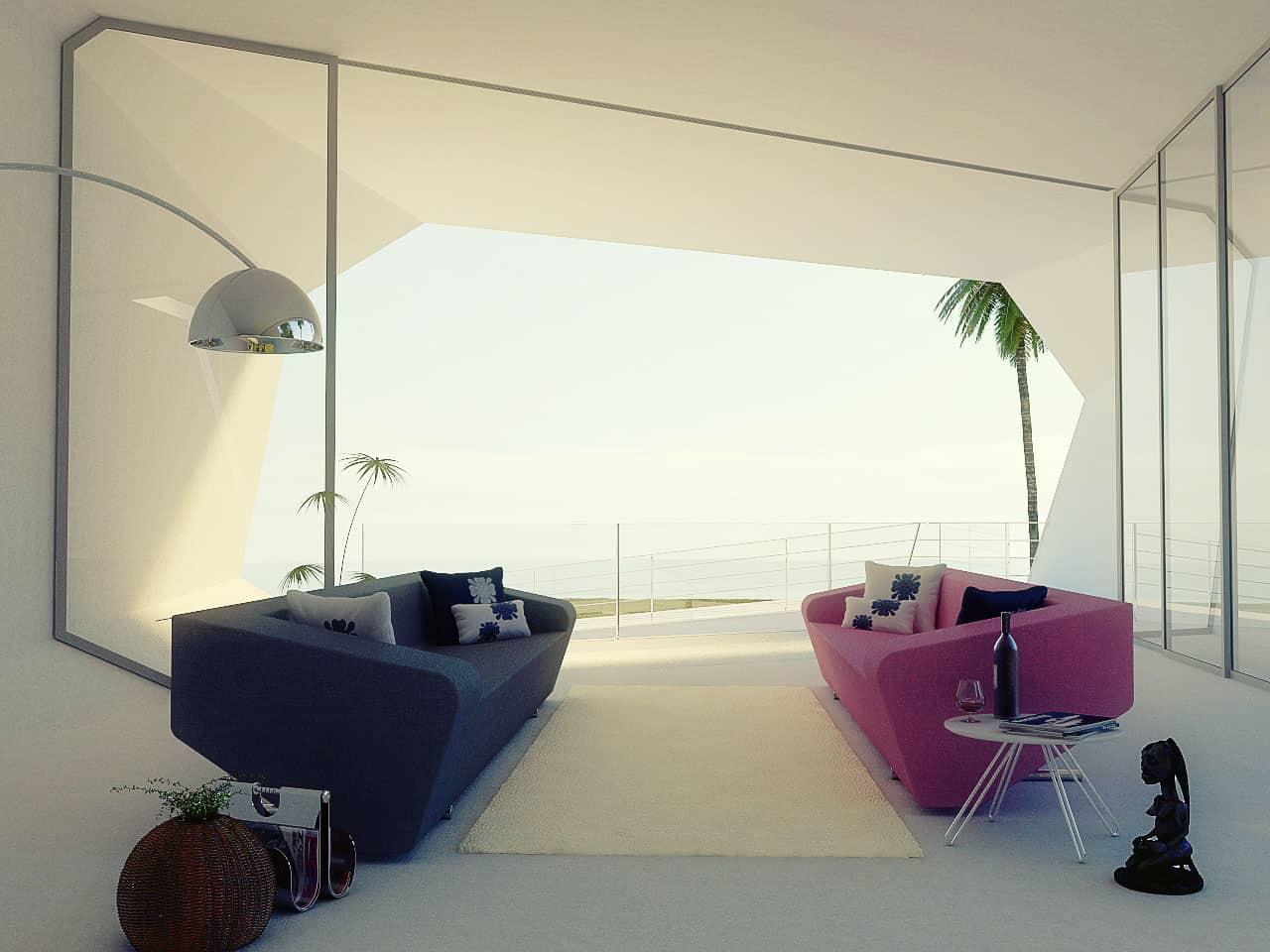 Wave House by Gunes Peksen (11)