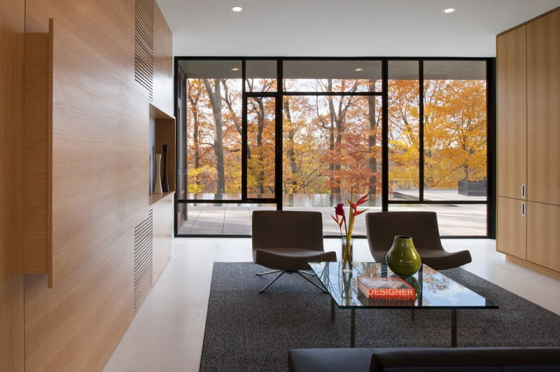 Wissioming2 Residence by Robert Gurney Architect