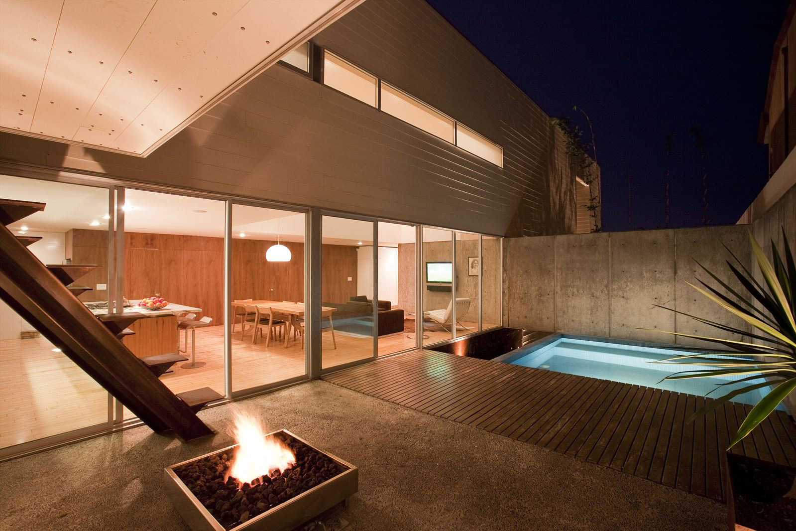 Casa Becerril by Garcia Studio
