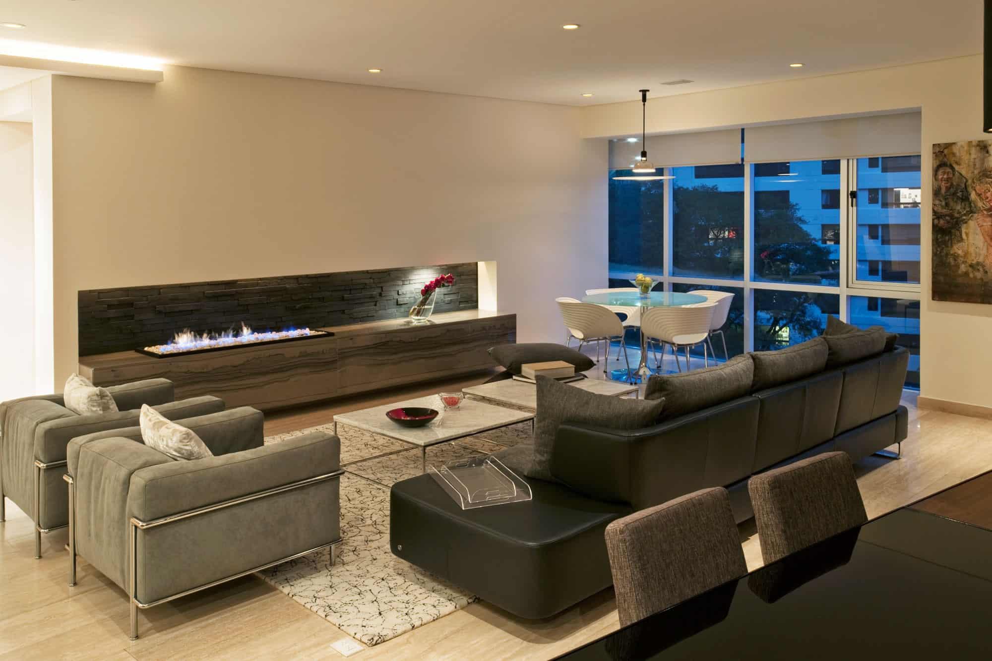 Armoni Apartment by ARCO Arquitectura Contemporánea
