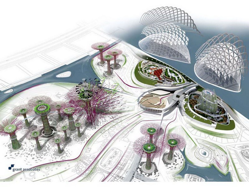 view in gallery - Garden By The Bay Floor Plan