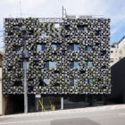 Green Cast by Kengo Kuma and Associates (1)