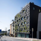 Green Cast by Kengo Kuma and Associates (3)