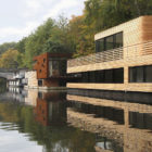 Houseboat on the Eilbekkanal by Rost Niderehe Architects (2)