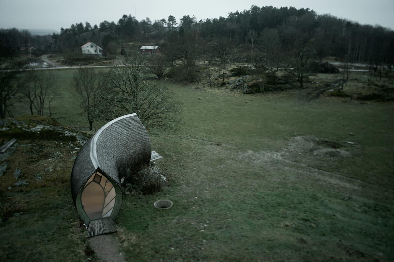 Small is Beautiful: Hus-1 by Torsten Ottesjö