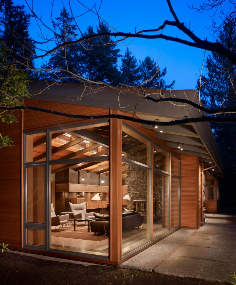 northwest modern home architecture. View In Gallery Northwest Modern Home Architecture
