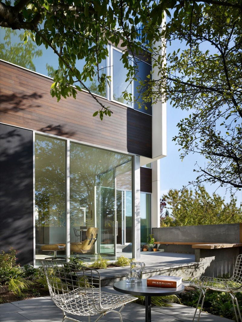 backyard house by shed architecture u0026 design