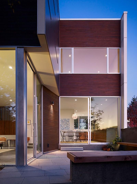 backyard house by shed architecture u0026 design