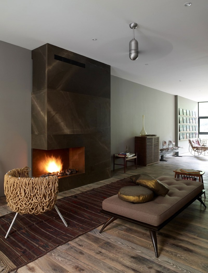 Chelsea townhouse by archi tectonics