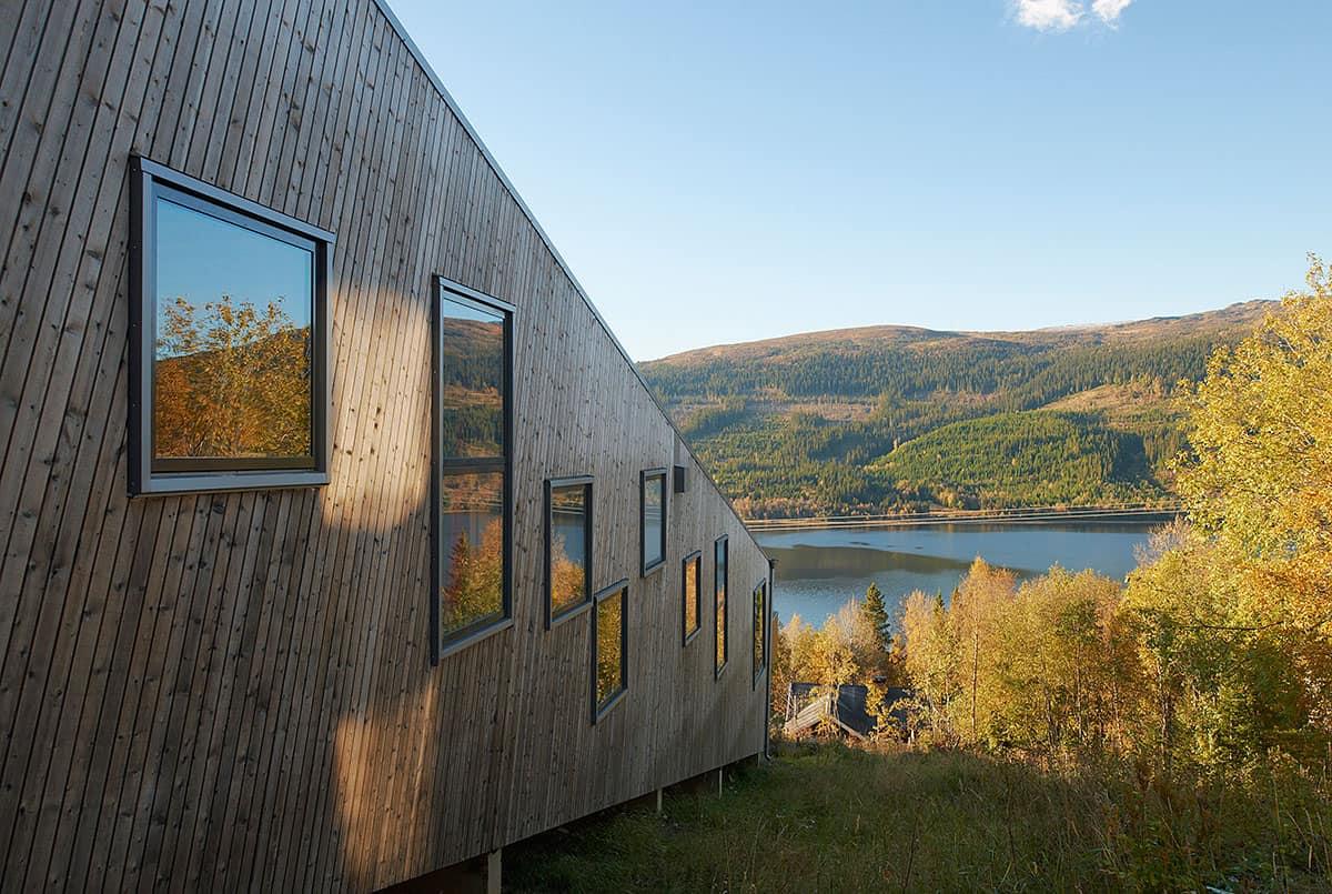 Are Solbringen Residences by Waldemarson Berglund