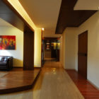Bangalore Duplex Apartment by ZZ Architects (1)