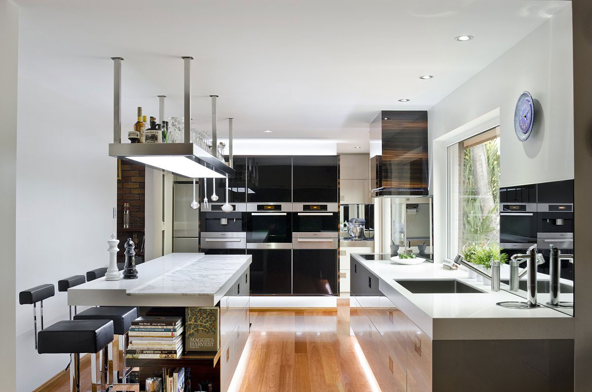 kitchen designs australia a contemporary kitchen in australia by darren 544