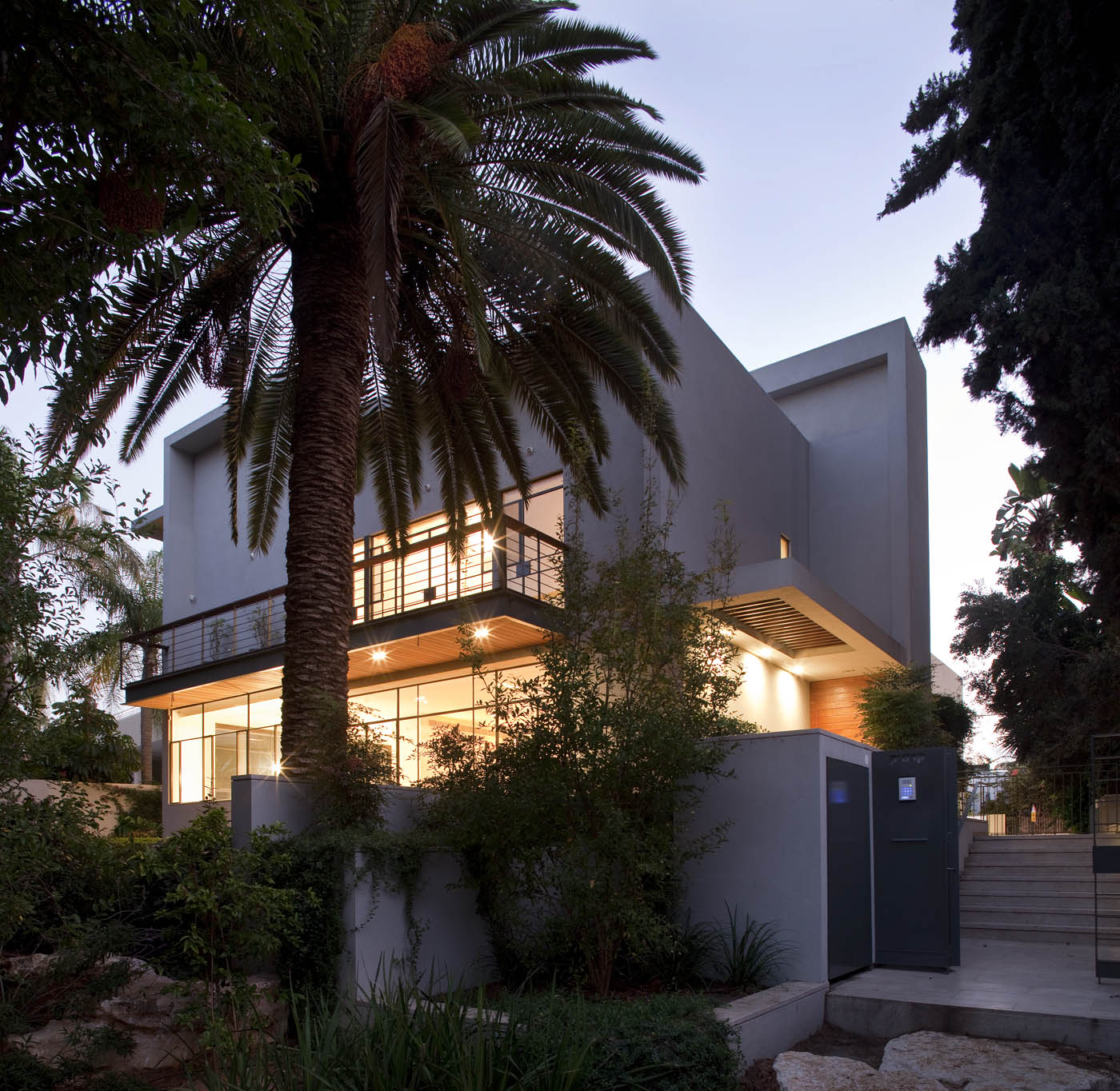 K-House by Paz Gersh Architects (1)