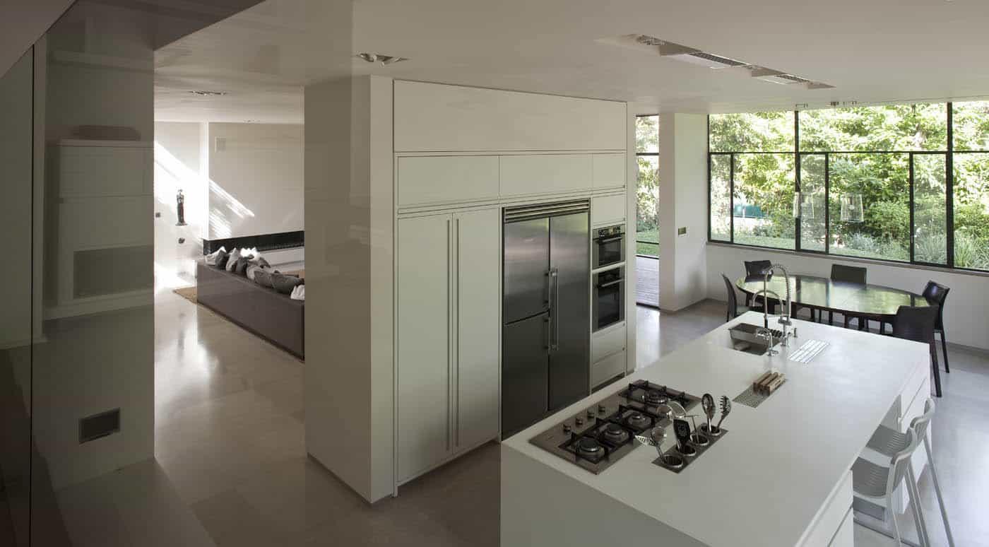 K-House by Paz Gersh Architects