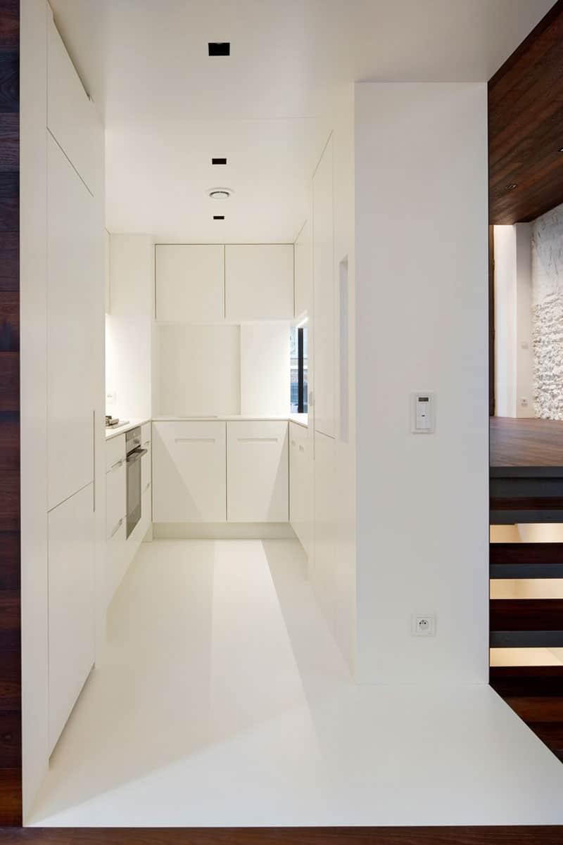 Escalier Dans La Maison maison escaliermoussafir architectes associés (15)