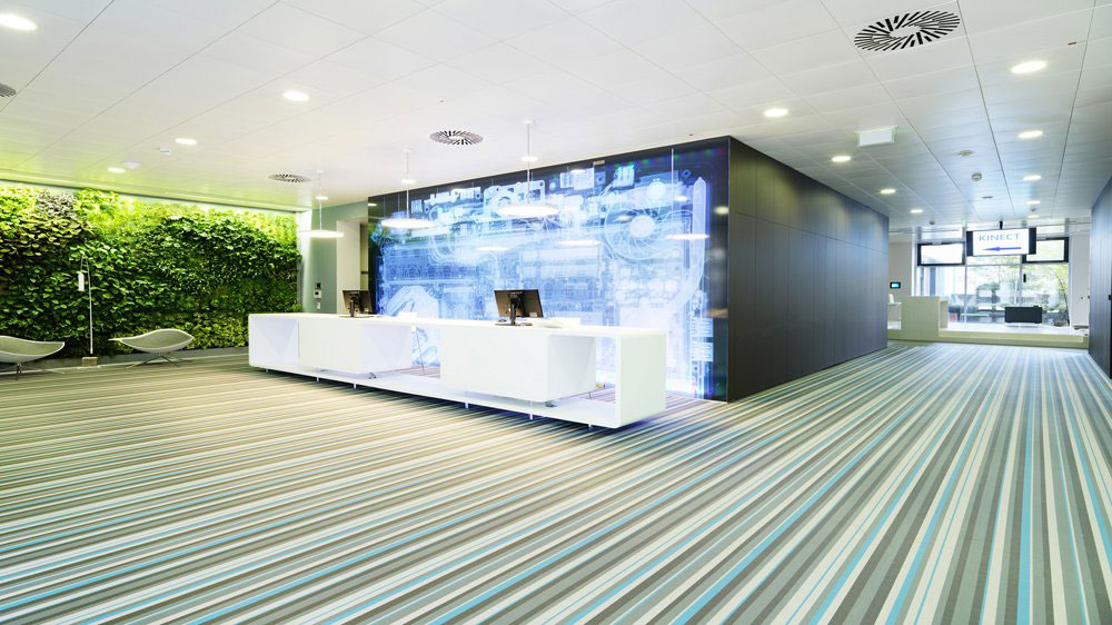Microsoft's Vienna Headquarters by INNOCAD Architektur