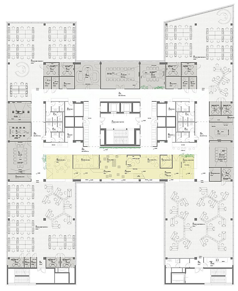 Microsoft's Vienna Headquarters by INNOCAD Architektur