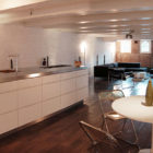 Brouwersgracht Apartment by CUBE and SOLUZ Architecten (5)