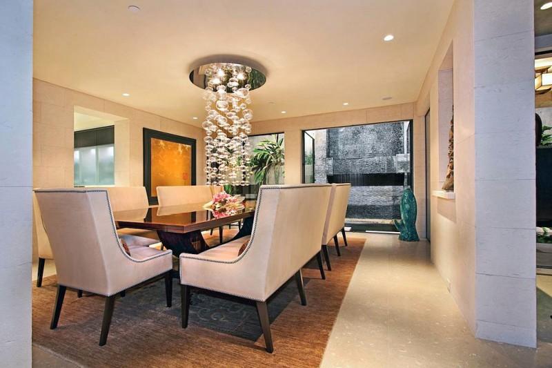 Soft contemporary masterpiece in california for Soft modern interior design