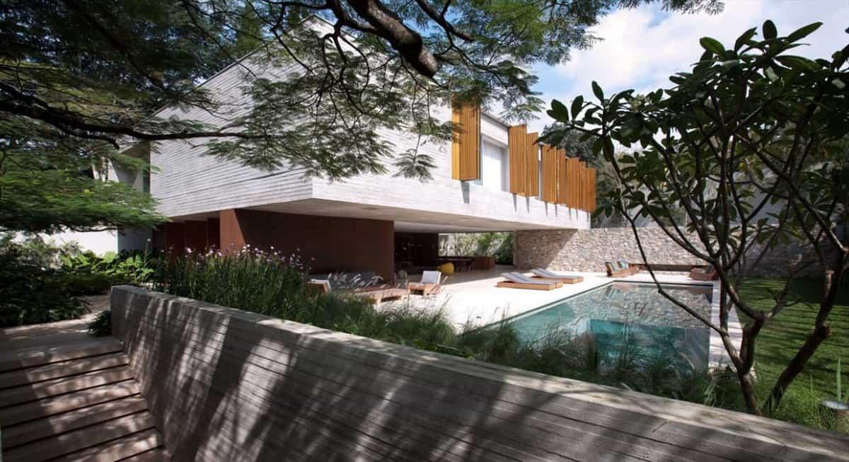 Ipês House by Studio MK27 (2)