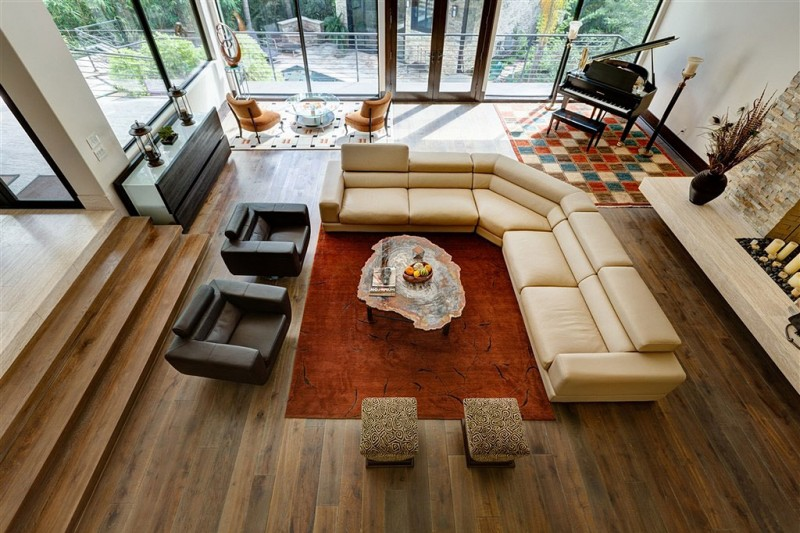 The Leblanc-Cox Residence by Charles Todd Helton