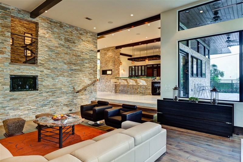 The Leblanc Cox Residence By Charles Todd Helton
