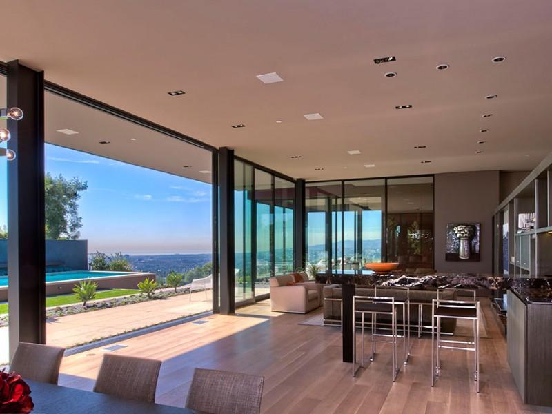 designer home on sunset strip - Luxury Home Ideas