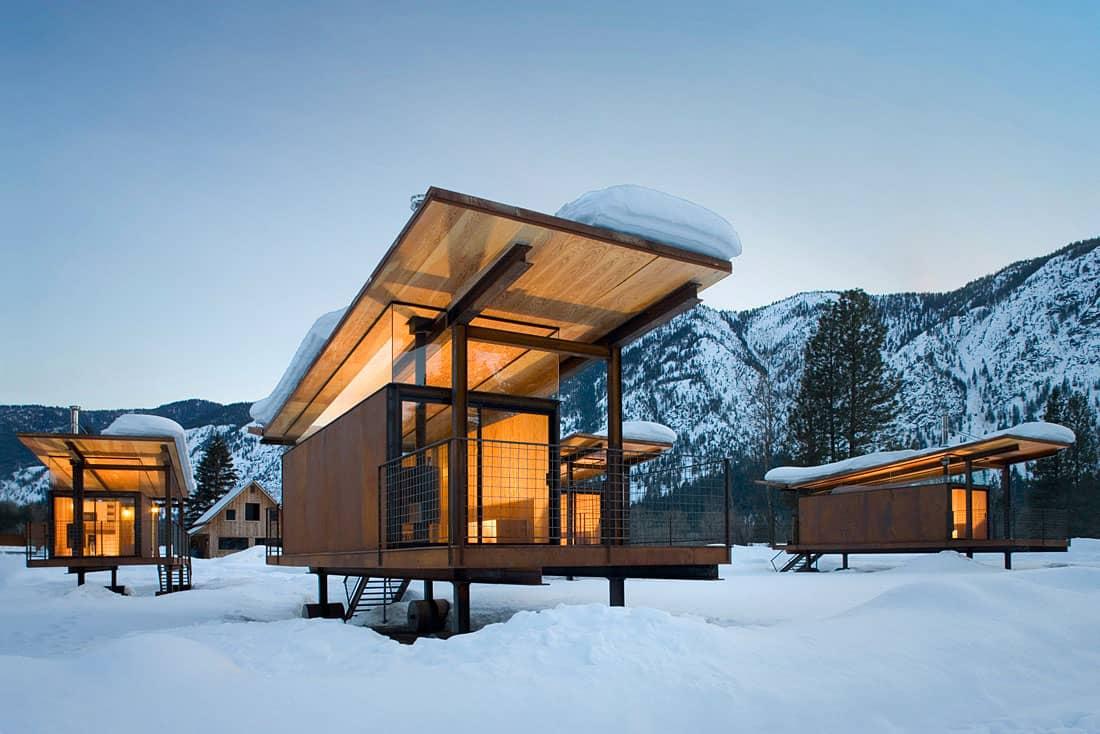 Rolling Huts by OSKA Architects (1)