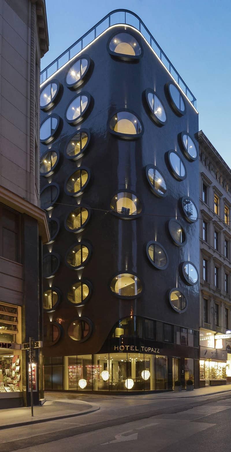 Hotel Topazz by BWM Architekten und Partner (1)