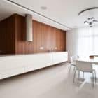 Modern White Apartment Interior by Alexandra Fedorova (4)