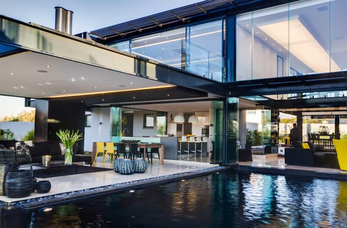Ber House by Nico van der Meulen Architects
