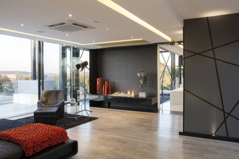 Contemporary Home Interior Designs ber housenico van der meulen architects