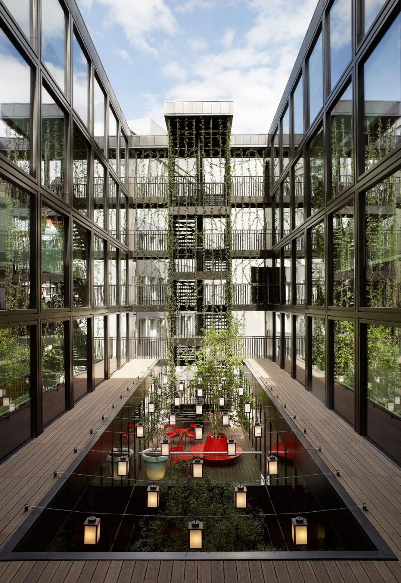 CitizenM London Bankside By Concrete Architectural Associates - Citizenm london bankside by concrete architectural associates