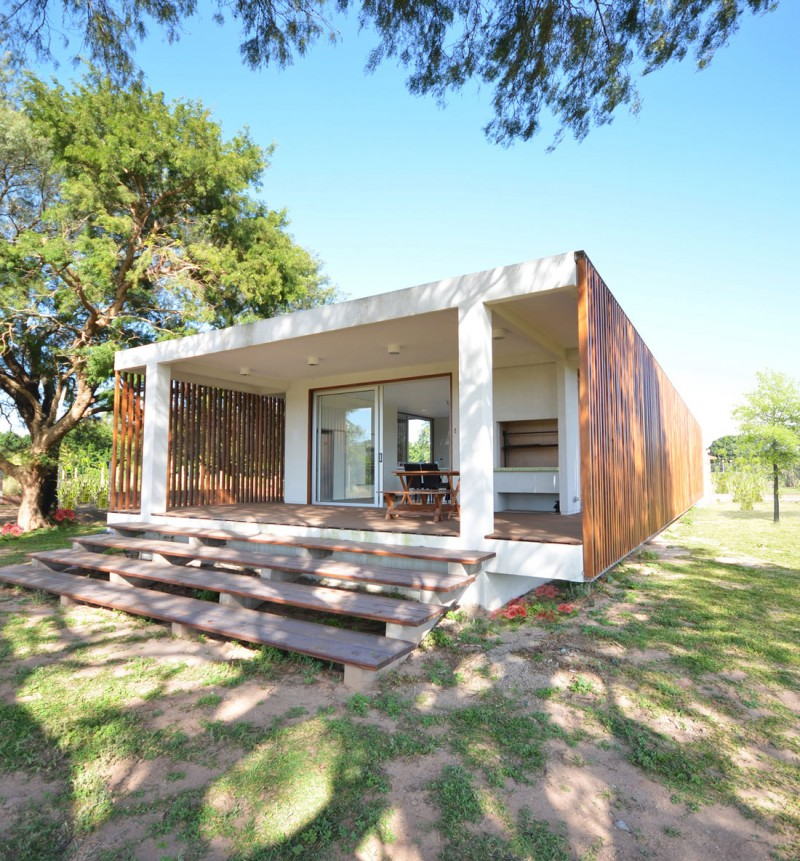 The shelter by kg studio asociados for Shelter studios