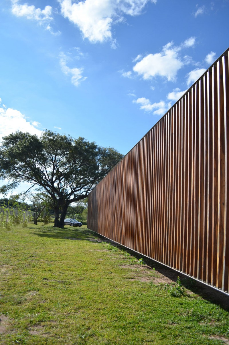 The shelter by kg studio asociados