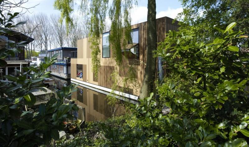 Water Villa by Framework Architects + Studio Prototype