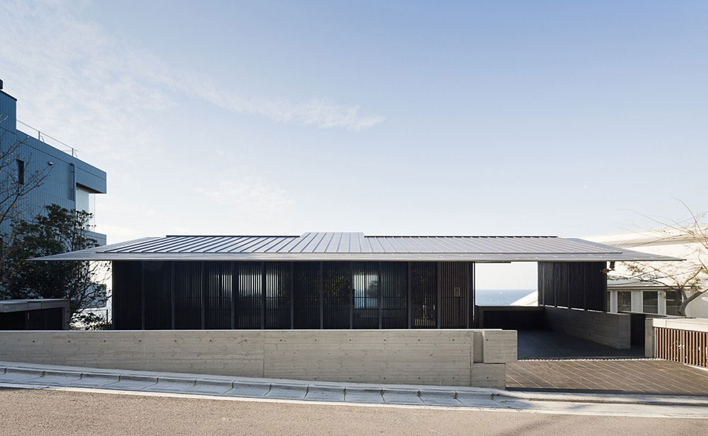 Wind Dyed House by acaa
