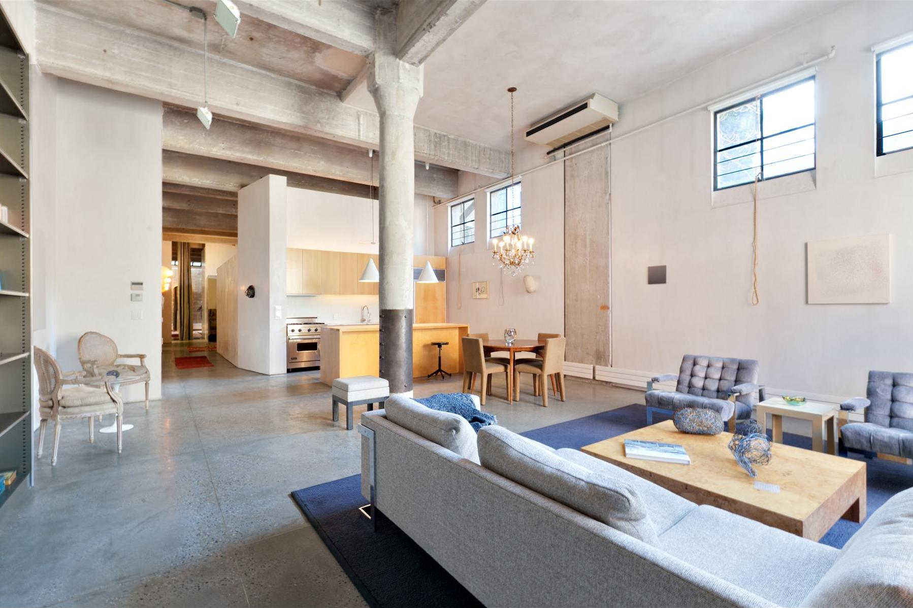 Three bedroom loft in west village manhattan for Manhattan west village apartments
