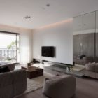 Contemporary Apartment in Taiwan by Fertility Design (2)