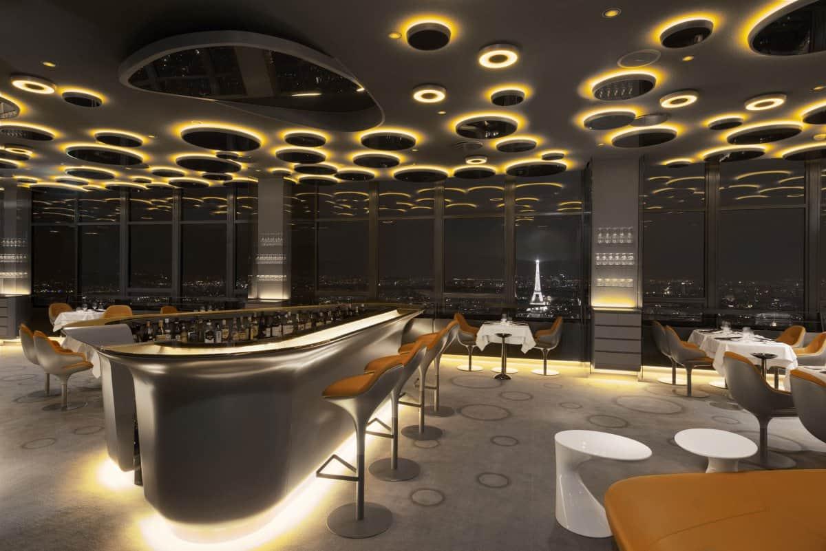 de Paris Restaurant by Noé Duchaufour Lawrance