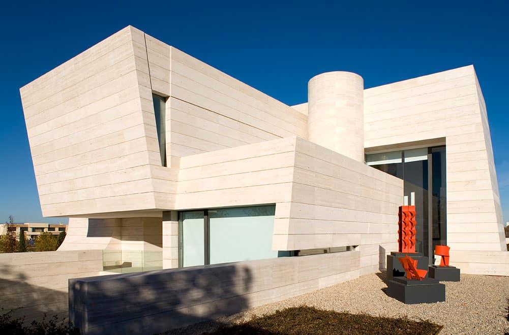 La Finca 4 House by A-cero Architects